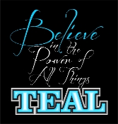 T-Shirt - Power of Teal