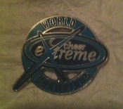 CEA World Champ Pin