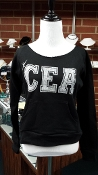 CEA Pocket Glitter Sweatshirt