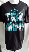 T Shirt - Teal Army