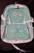 LIMITED EDITION - Seafoam Infinity Bag