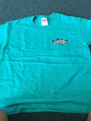 T Shirt - Teal Short Sleve New Logo