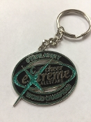 CEA World Champ Keychain/Bookbag Tag