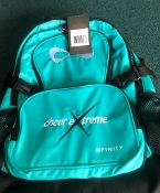 CEA Teal Infinity Bag